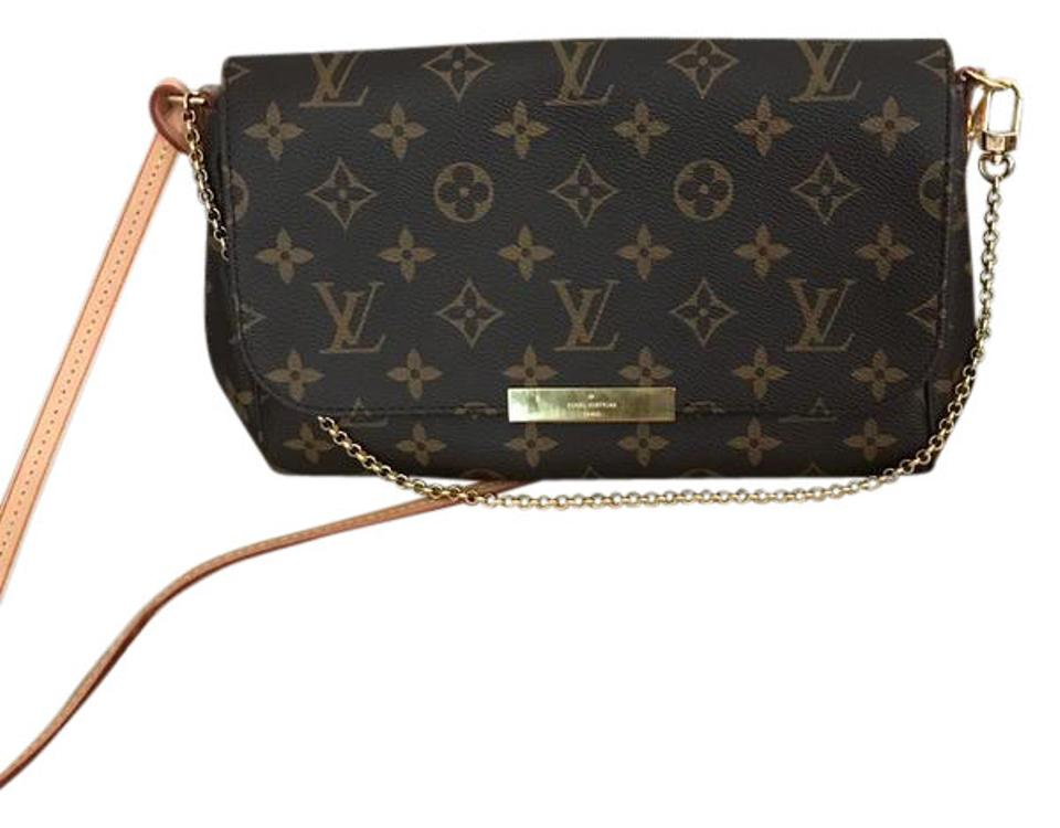cfea6d97c042 Louis Vuitton Favorite Mm Made In France Like New Mono Cross Body Bag Image  0 ...