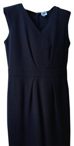 Armani Collezioni Knit V-neck Dress