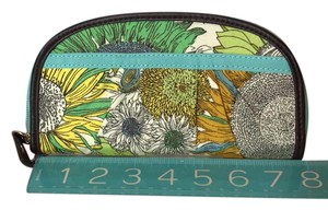 Liberty of London for Target Green Floral Clutch