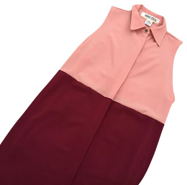 Preload https://img-static.tradesy.com/item/21824969/mimi-chica-small-with-tag-color-block-with-buttons-mid-length-short-casual-dress-size-4-s-0-1-650-650.jpg
