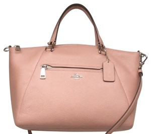 Coach New With Tags Satchel in Blush