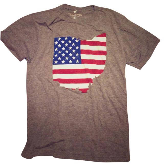 Preload https://img-static.tradesy.com/item/21825463/red-white-blue-and-gray-ohio-homage-flag-tee-shirt-size-4-s-0-1-650-650.jpg