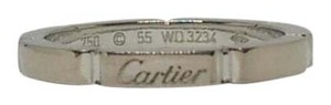 Cartier Cartier Maillon Panthere Ring in 18K White Gold, Size 7.5