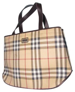 Added to Shopping Bag. Burberry Classic Roomy And Practical Signature Piece  Perfect Mint Condition Satchel in Brown leather Nova 58c81ff69b8e0