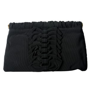 RED Valentino Black Clutch