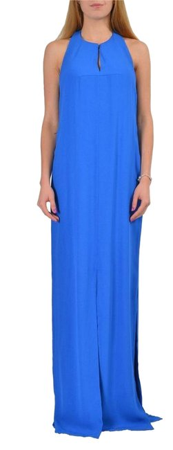 Preload https://img-static.tradesy.com/item/21826435/hugo-boss-blue-dallis-sleeveless-open-back-women-s-maxi-long-formal-dress-size-4-s-0-1-650-650.jpg