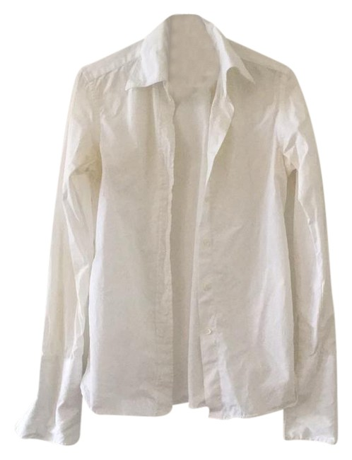 Preload https://img-static.tradesy.com/item/21826450/bill-blass-white-classic-with-french-cuffs-button-down-top-size-6-s-0-1-650-650.jpg