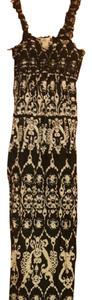 Black and white Maxi Dress by SO