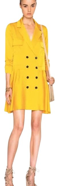 Preload https://img-static.tradesy.com/item/21826696/marissa-webb-yellow-silk-mid-length-night-out-dress-size-0-xs-0-5-650-650.jpg
