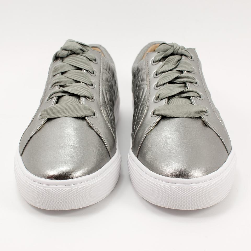 Tory Sneakers Quilted Marion Gunmetal Burch Sneakers TWqrUT