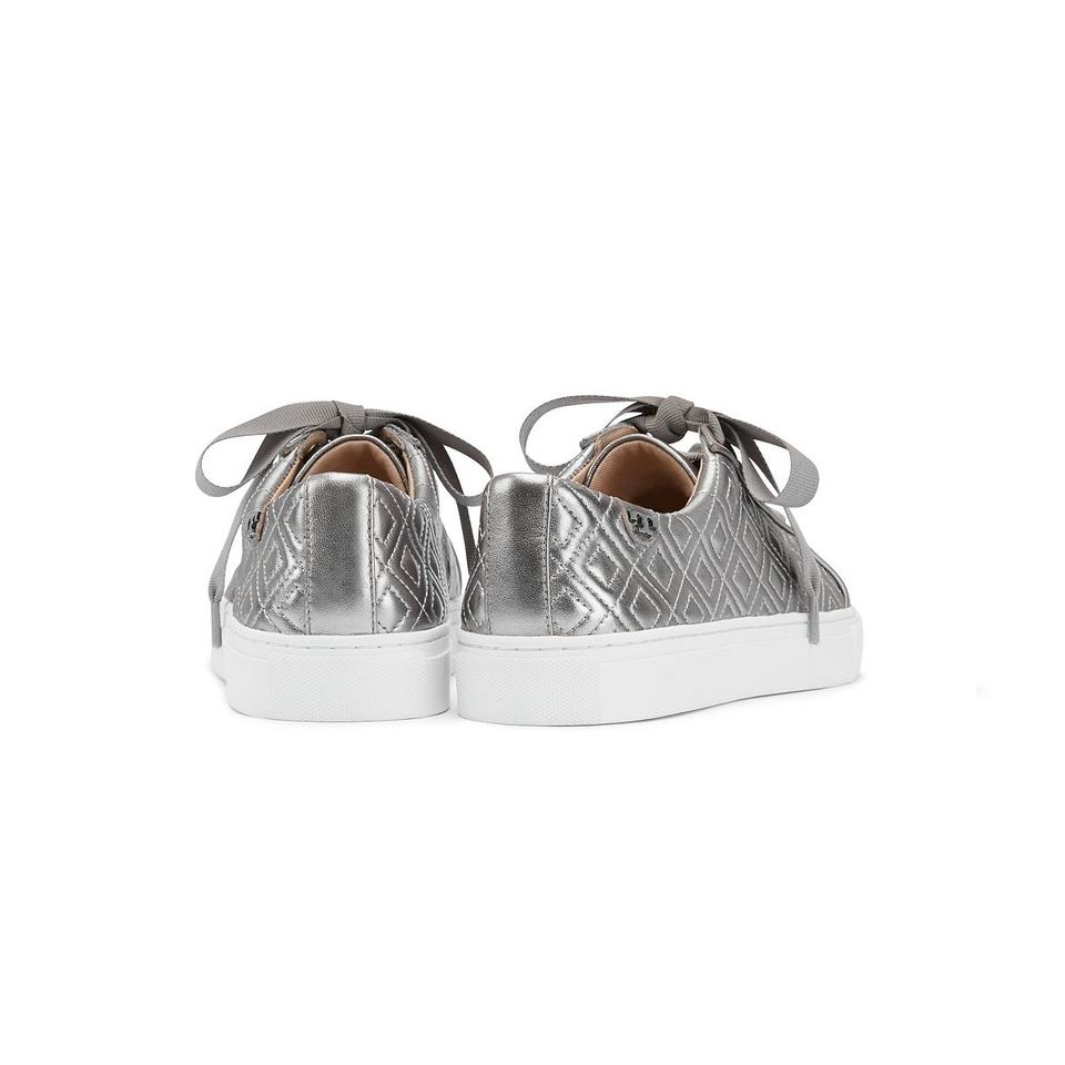 Burch Sneakers Tory Gunmetal Sneakers Quilted Marion q68PdC