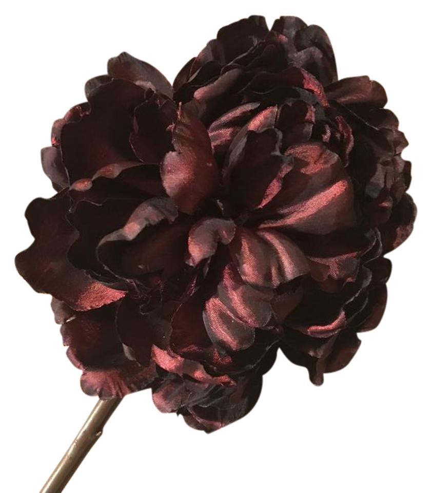 Burgundy wine red peony silk flowers other tradesy burgundy wine red peony silk flowers other mightylinksfo