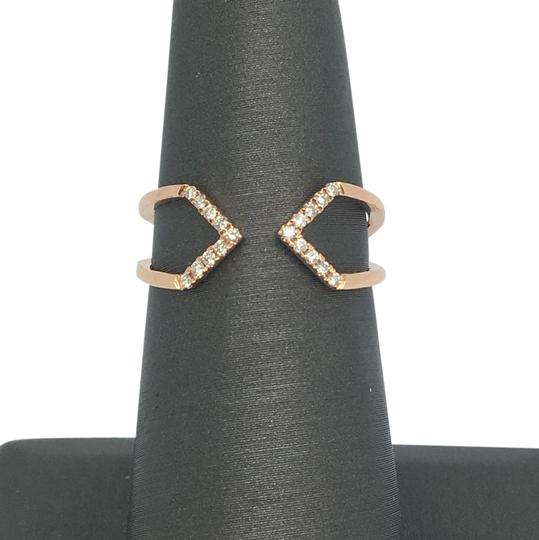 Preload https://img-static.tradesy.com/item/21827318/14k-rose-gold-natural-genuine-diamond-ring-0-1-540-540.jpg