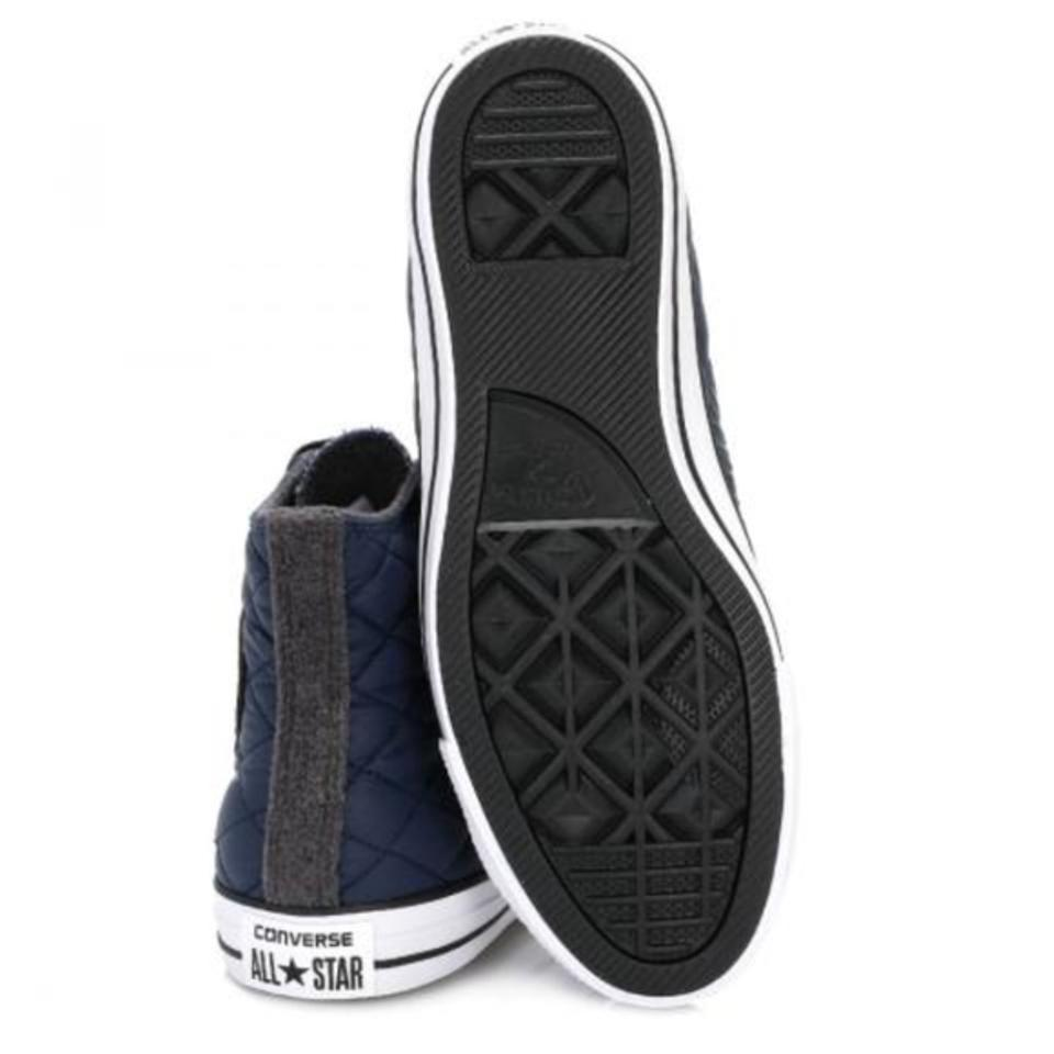 98967d965015 Converse Nighttime Chuck Taylor All Stars Quilted High Tops Sneakers ...