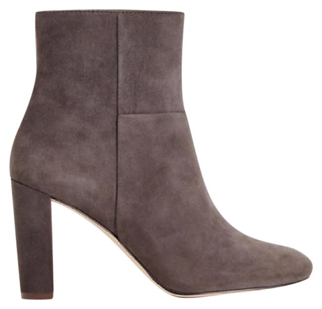 Ann Taylor Grey Tallulah Suede Boots/Booties Size US 9 Regular (M, B) Ann Taylor Grey Tallulah Suede Boots/Booties Size US 9 Regular (M, B) Image 1