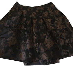 Talbots Skirt black and brown