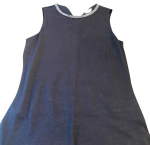 Ecru Top blue