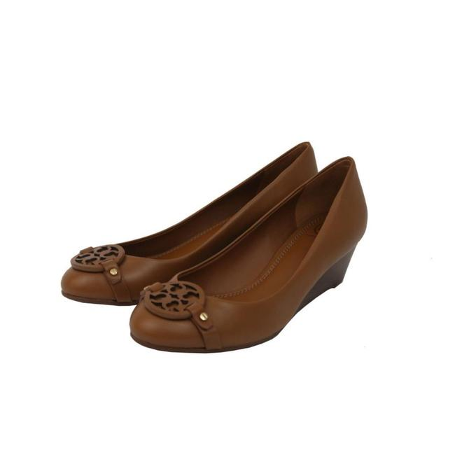 Item - Royal Tan Mini Miller 45 Mm Vegan Leather Wedges Size US 7.5 Wide (C, D)