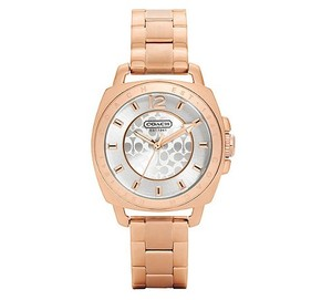 Coach COACH 14501547 BOYFRIEND MINI BRACELET WATCH
