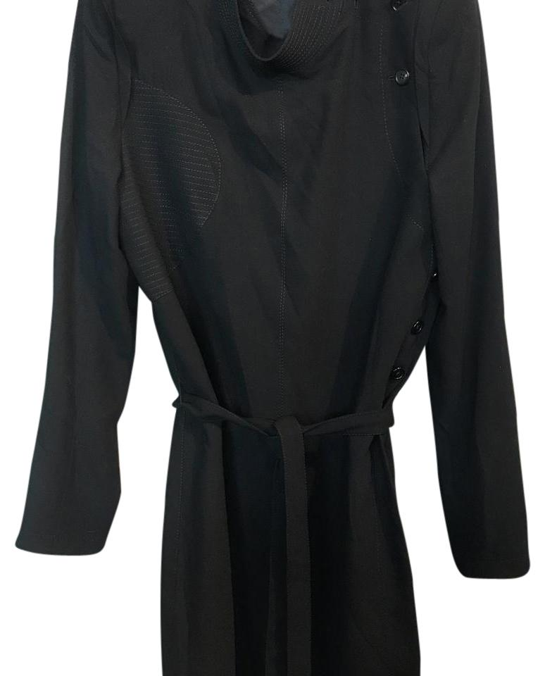 outerwear sale guess bruce zoom draped drapes jacket