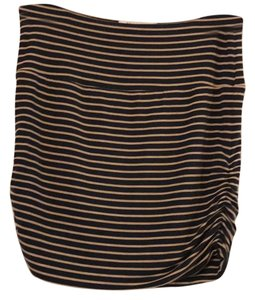 Bella Luxx Mini Skirt Stripe