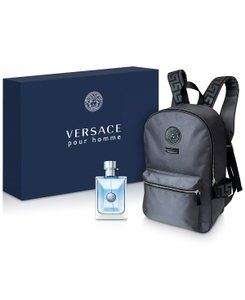 Versace Cologne Set Logo Limited Edition Gift Set Backpack abc6198ce0d2a