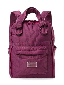 Marc by Marc Jacobs Light Weight Nylon Classic Signature Foldable Backpack