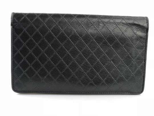 Chanel Quilted Bifold Wallet Image 1