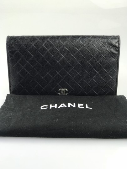 Chanel Quilted Bifold Wallet Image 10
