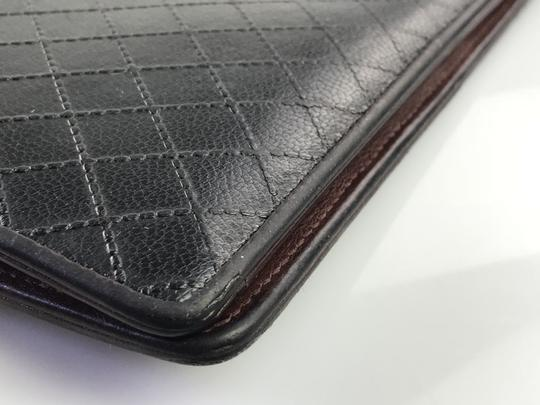 Chanel Quilted Bifold Wallet Image 3