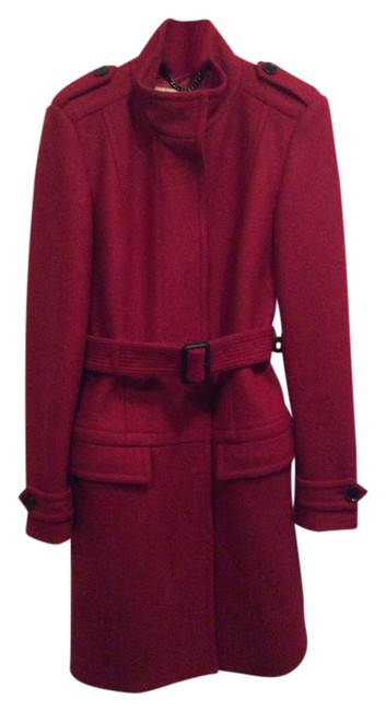 Item - Red Sunnyhill Coat Size 8 (M)
