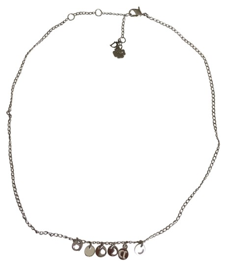 Preload https://img-static.tradesy.com/item/21831801/dior-silver-with-tag-necklace-0-3-540-540.jpg