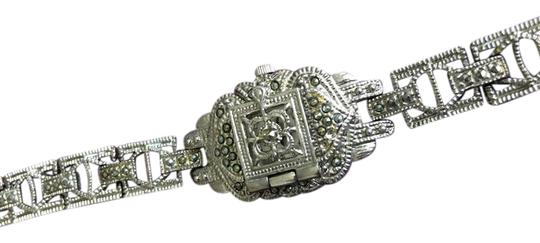 Other Vintage-Inspired Gatsby Bracelet Watch Image 0