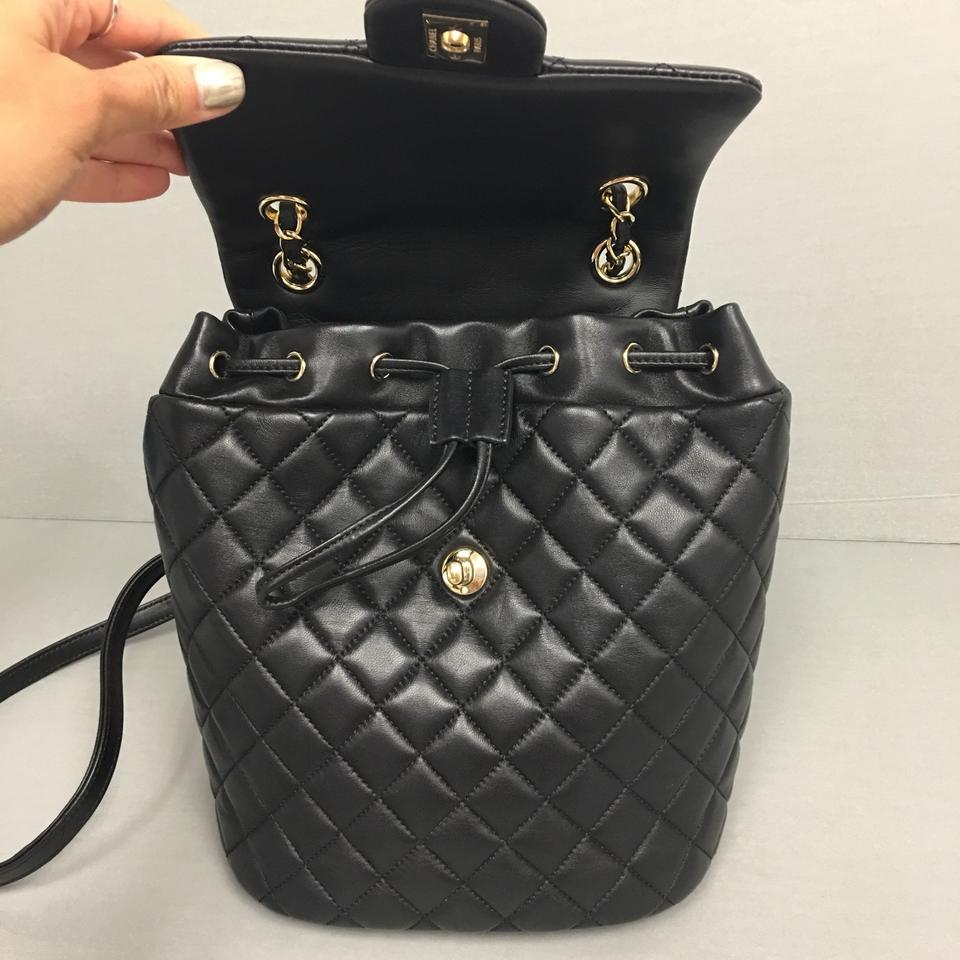 8a8367e6ab3d Chanel Lambskin Urban Spirit Quilted Backpack 123456789101112