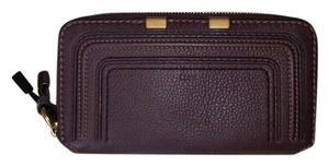 Chloe Chloe Marcie Zip Around Wallet