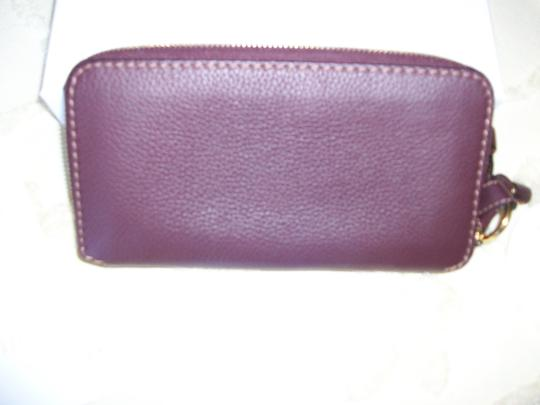 Chloe Chloe Marcie Zip Around Wallet Image 1