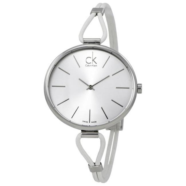 Item - Silver Selection Leather Ladies Watch