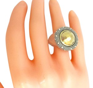 Michael Dawkins Starry Nights Sterling Silver and 14K Gold-Clad Ring