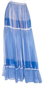 Stella McCartney Maxi Skirt Blue