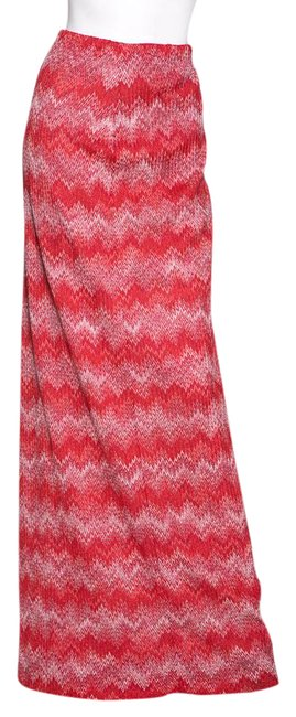 Missoni Maxi Skirt Red Image 0