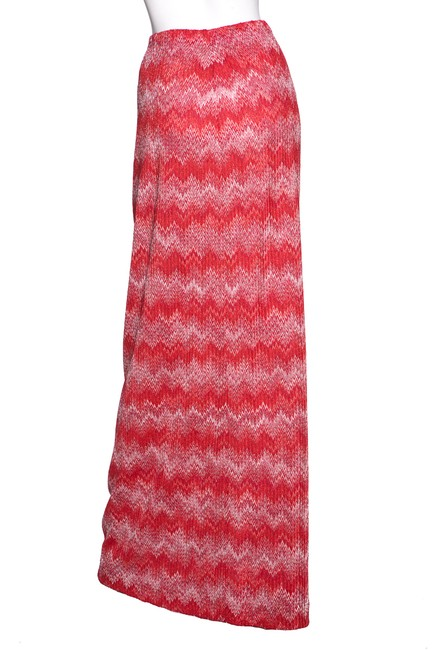 Missoni Maxi Skirt Red Image 2