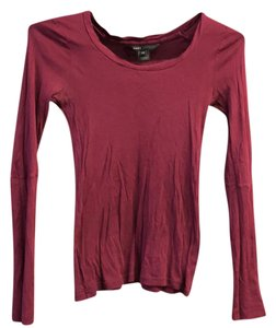 Marc by Marc Jacobs T Shirt burgundy