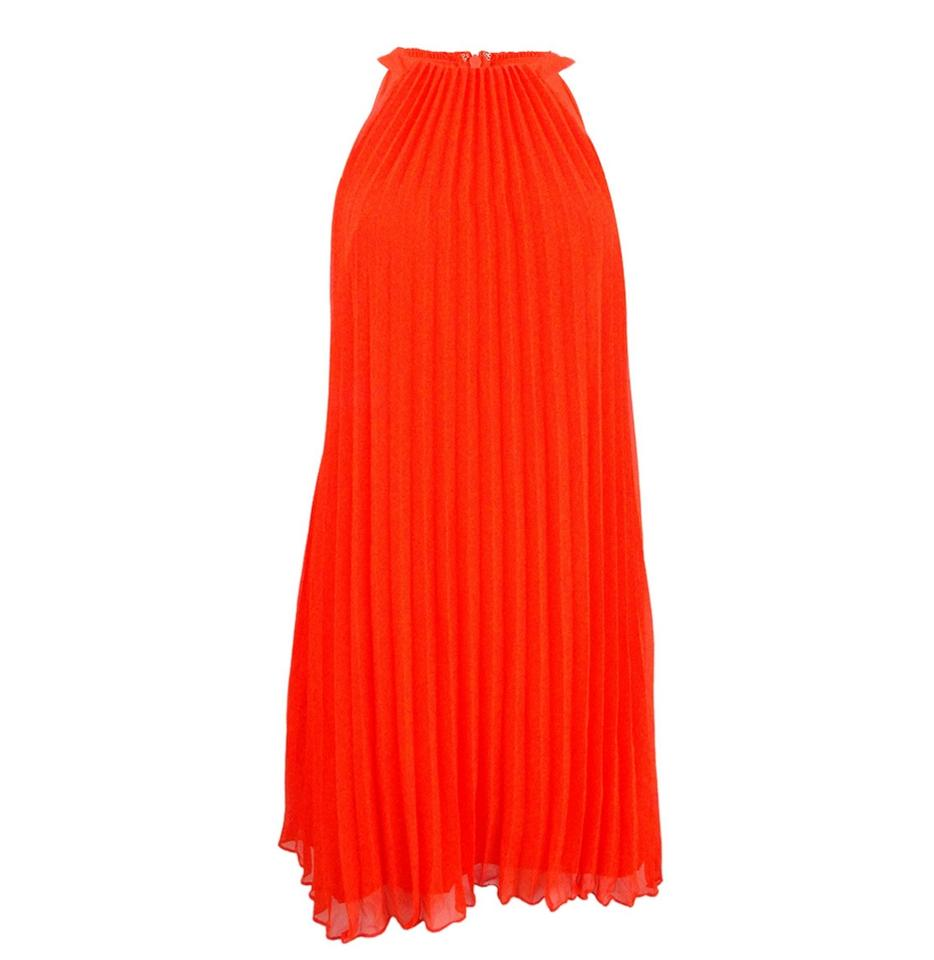 Cocktail Pleated Dress