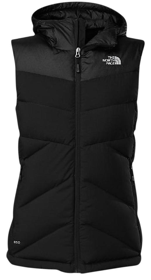 e2aa59ac85 The North Face Black Women s Kailash Hooded Vest Size 0 (XS) - Tradesy