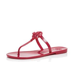 Tory Burch fiesta pink Sandals
