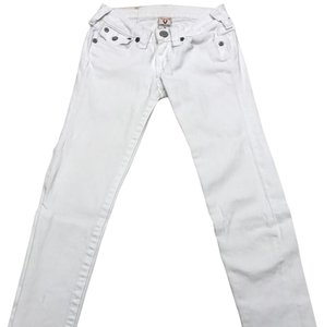 5b3fe716739502 White True Religion On Sale - Tradesy