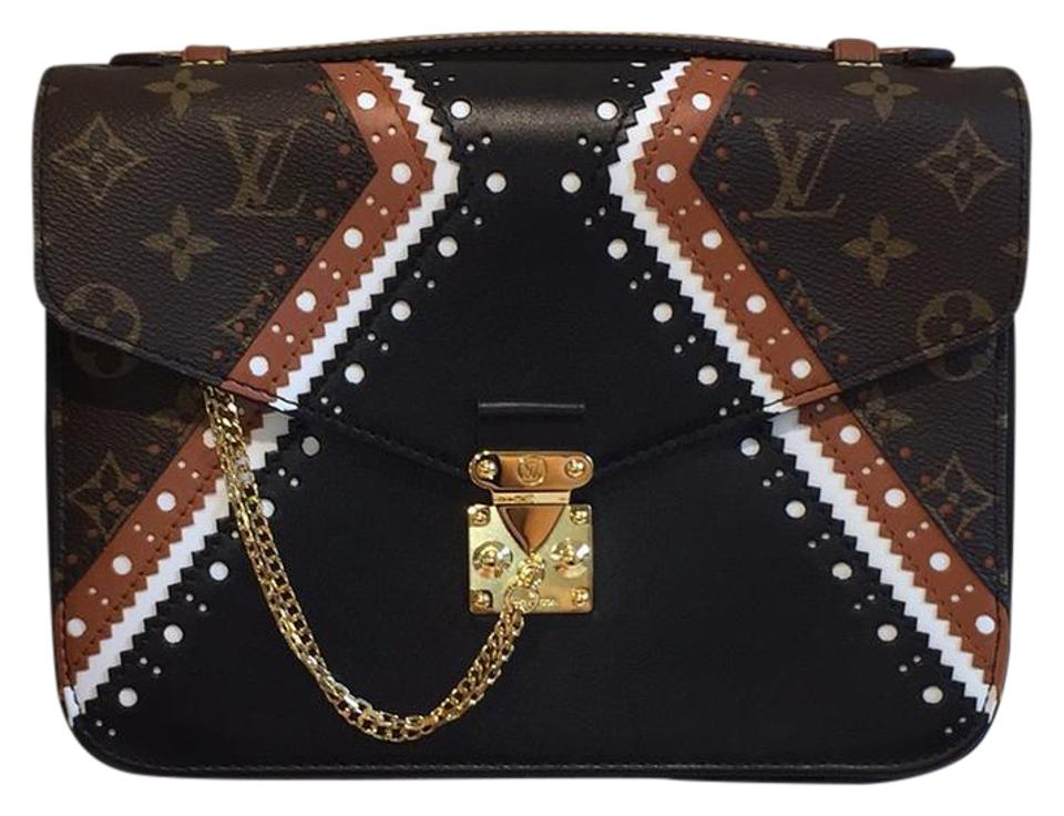 62bef6b976a4 Louis Vuitton Metis Metis Mm Limited Edition Neverfull Reversible Metis  Cross Body Bag Image 0 ...