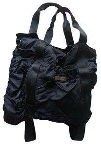 apana Yoga Pilates Gym Multipurpose black Travel Bag
