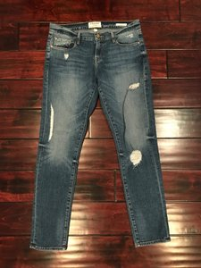 FRAME Denim Relaxed Fit Jeans-Medium Wash