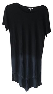 LNA short dress Black To Navy Ombré At The Bottom on Tradesy